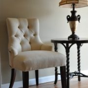 Custom Upholstered Chair